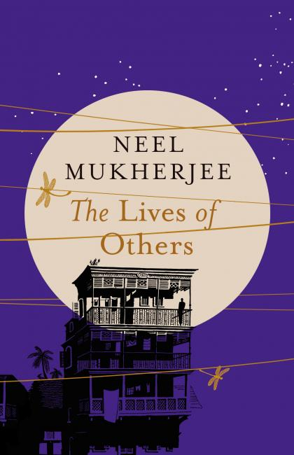 134.Neel Mukherjee-The Lives Of Others  cover