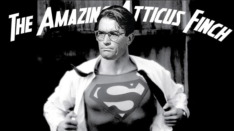 "Image from ""5 reasons Atticus Finch is an Inadvertent Badass"" - http://www.bidnessetc.com/entertainment/5-reasons-atticus-finch-is-an-inadvertent-badass/"